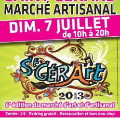 Saint-Ger'Art 2013